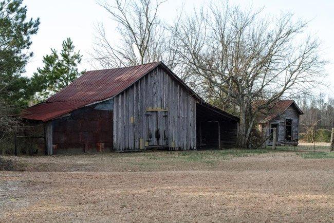 Mt. Croghan Barn