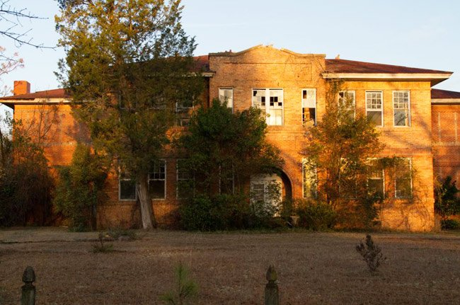 Mt. Croghan School