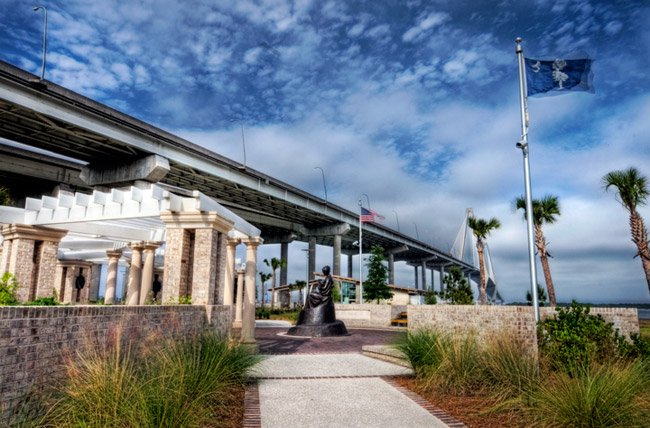 Mt Pleasant Memorial Waterfront Park