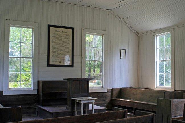 Mt. Tabor Interior