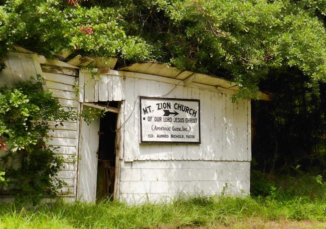 Mt. Zion Church Wadmalaw