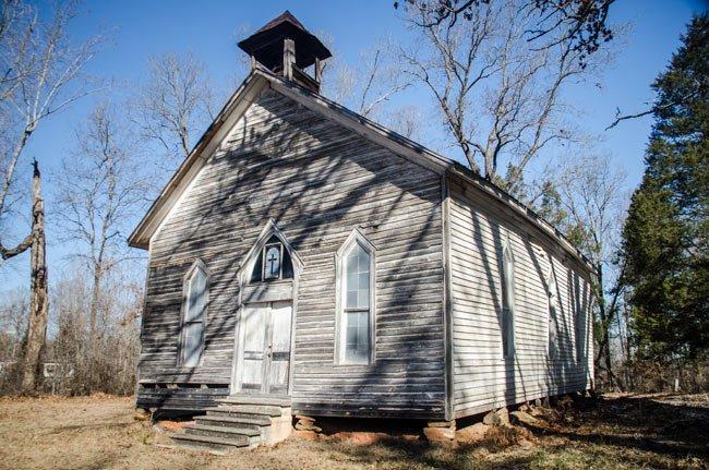 Mulberry Chapel South Carolina