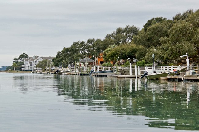 Murrells Inlet Docks