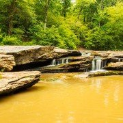 Musgrove Mill Horseshoe Falls Clinton