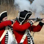 Cowpens Musket Firing Demonstration
