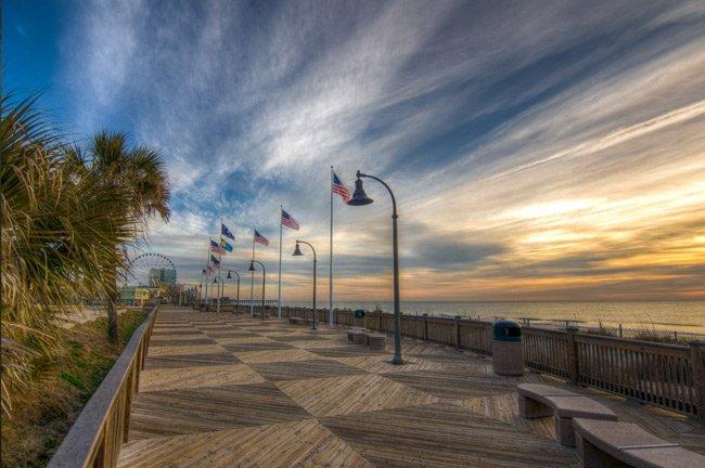 Myrtle Beach City Master Plans