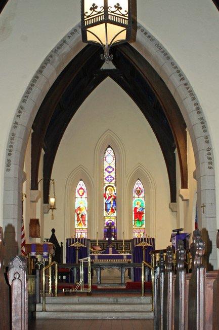 Nativity Church Interior