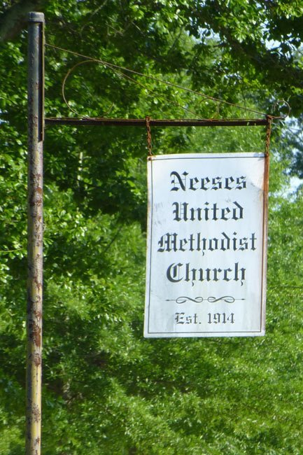 Neeses Methodist Church