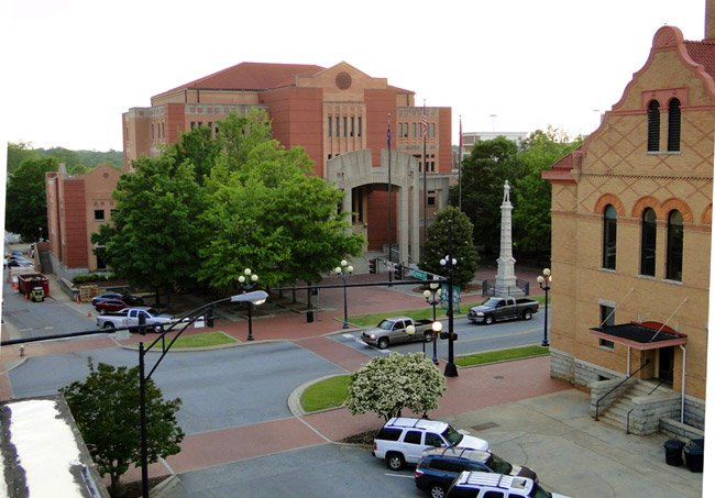 New Anderson Courthouse