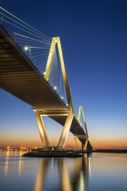 New Cooper River Bridge