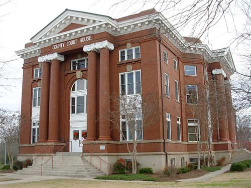 Newberry County Courthouse