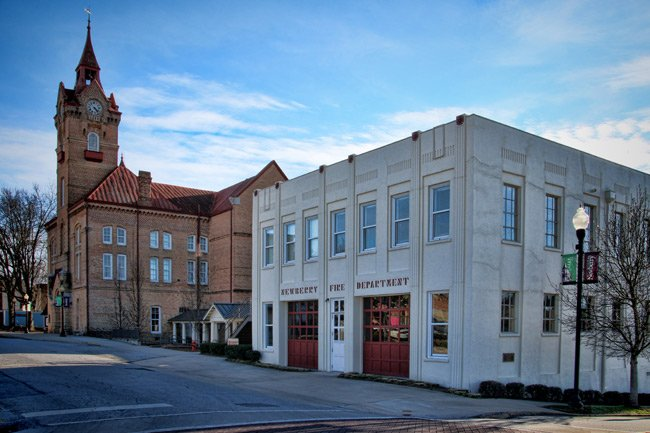 Newberry Opera House Fire Department