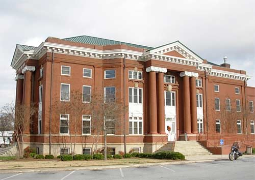 Newberry SC County Courthouse