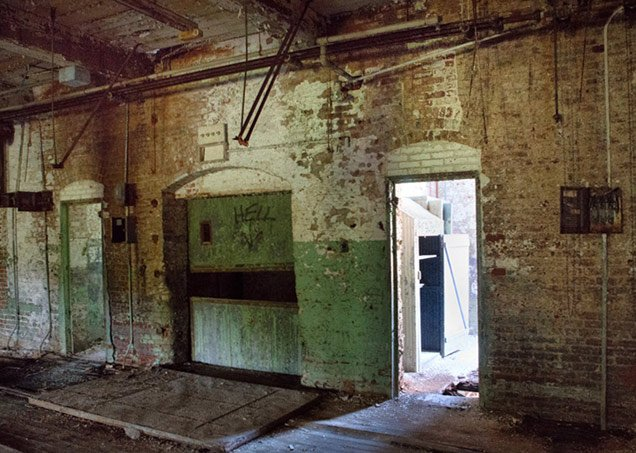 Newry Mill Brick Interior