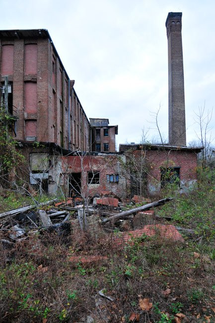 Newry Mill Ruins