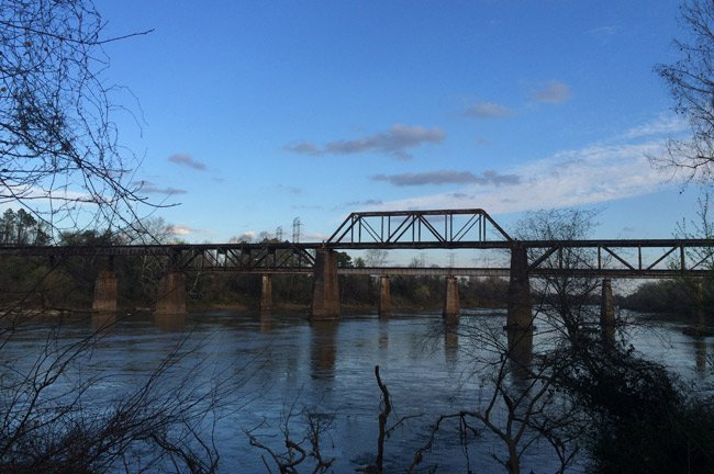 Norfolk Southern Bridge Congaree