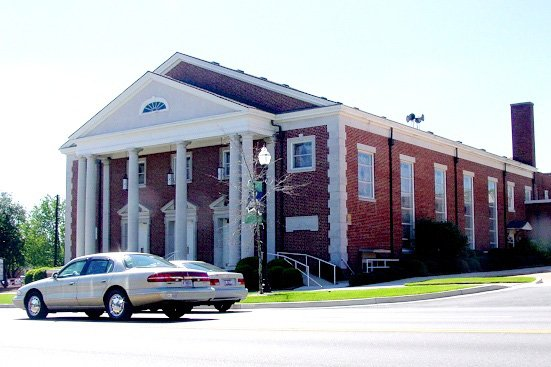 North Augusta Baptist Historic