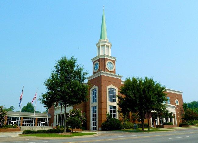 North Augusta First Baptist