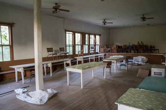 Oakdale School Classroom