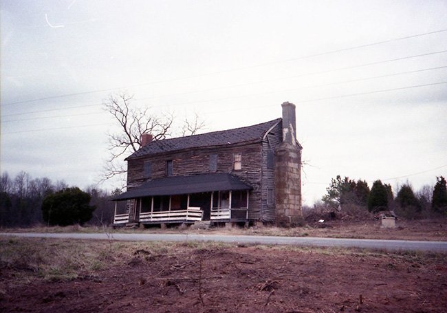 Obediah Shirley House