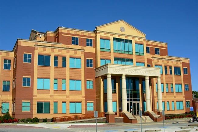 Oconee County Courthouse