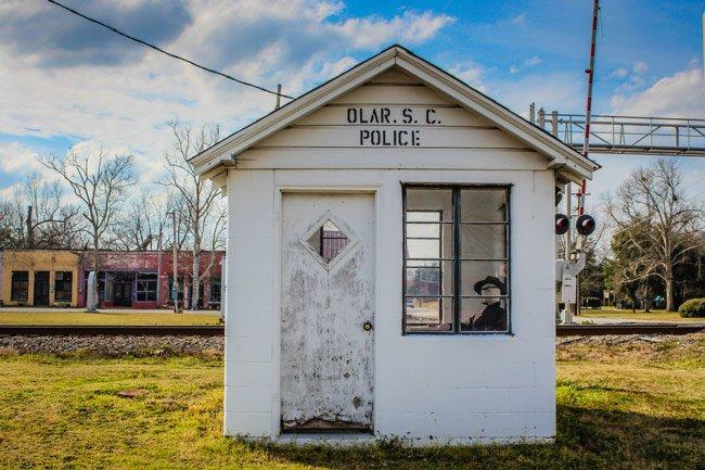Olar Police Station