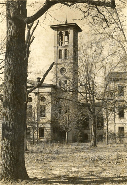 Old Bell Tower at Furman Hall