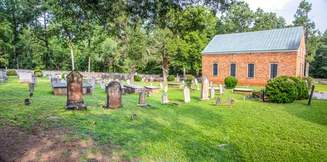 Old Brick Church Jenkinsville