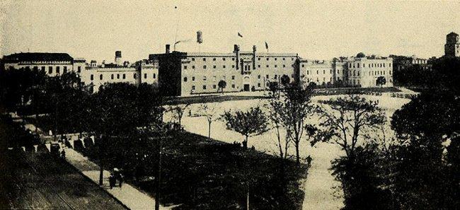 Old Citadel Historical