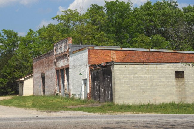 Old Cokesbury Stores