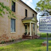 Old Jail Hampton