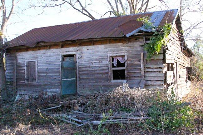 Old Jamestown Cabin