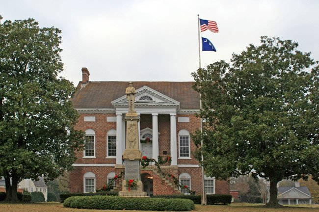 Old Lancaster Courthouse
