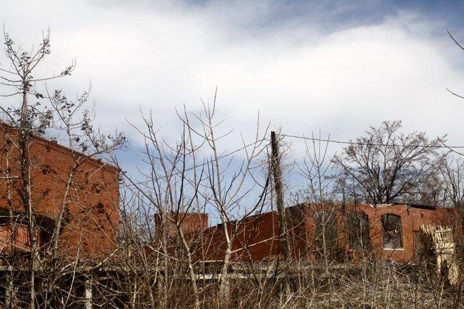 Old Pelzer Mill