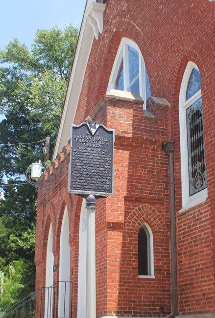 Old Presbyterian Marker