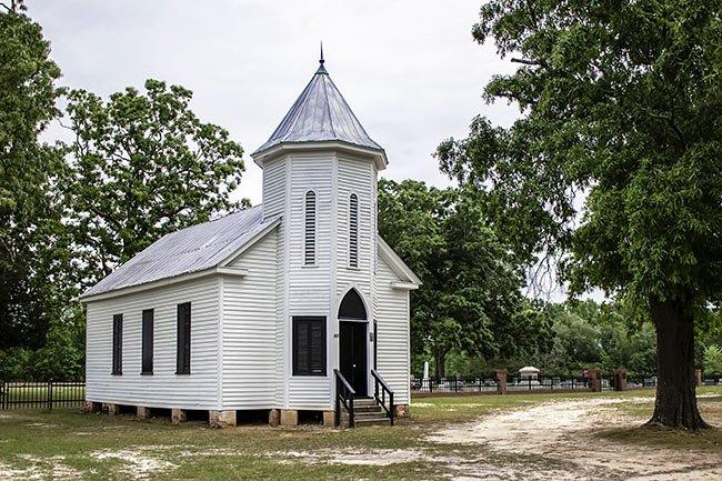 Old Richland Presbyterian Church, Gadsden