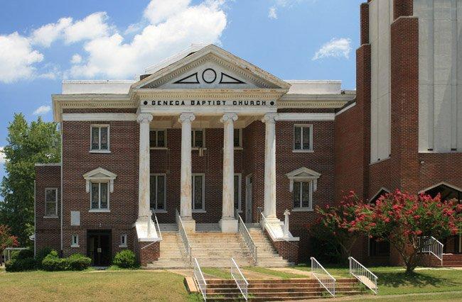 Old Seneca Baptist Church