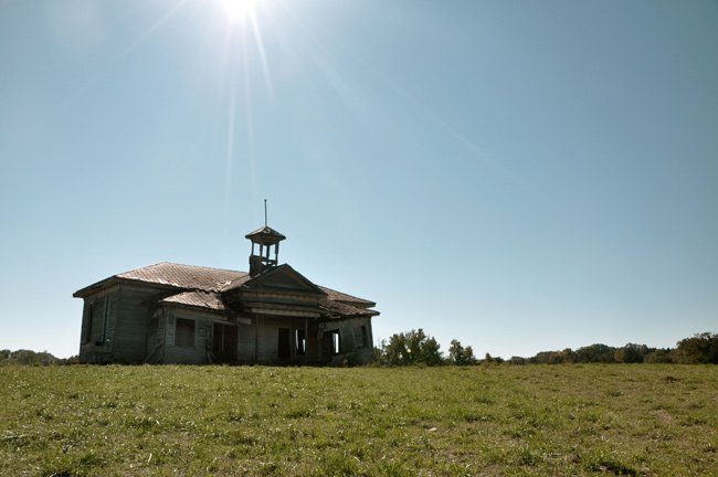 Old Shiloh School