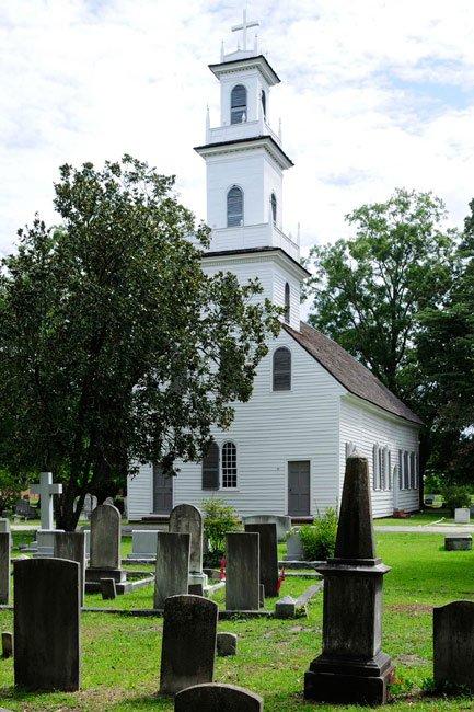 Old St. David's Church Cheraw