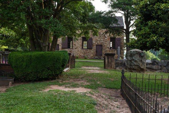 Old Stone Church Clemson