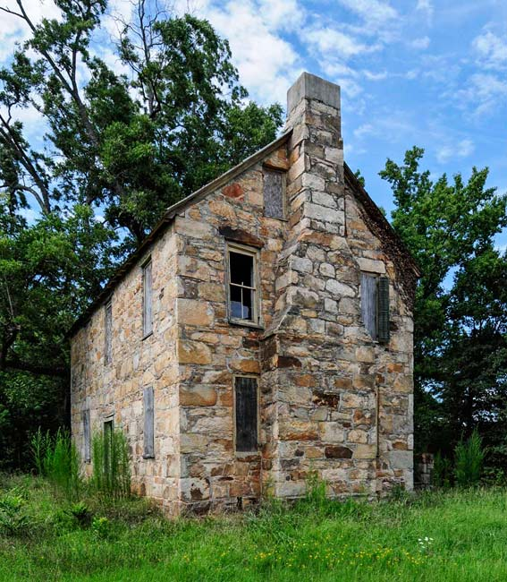 Old Stone House Fairfield