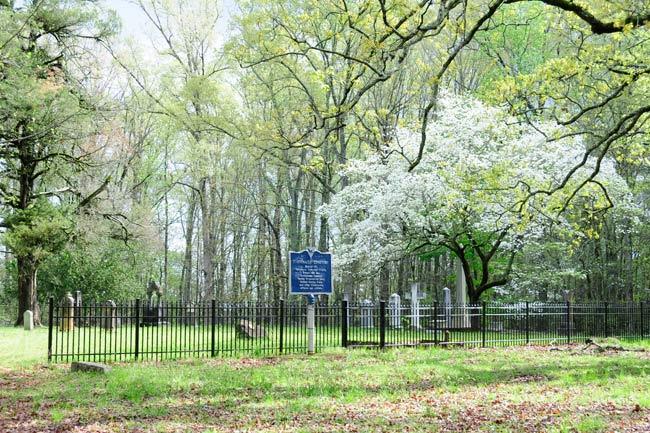Old Tabernacle Graveyard