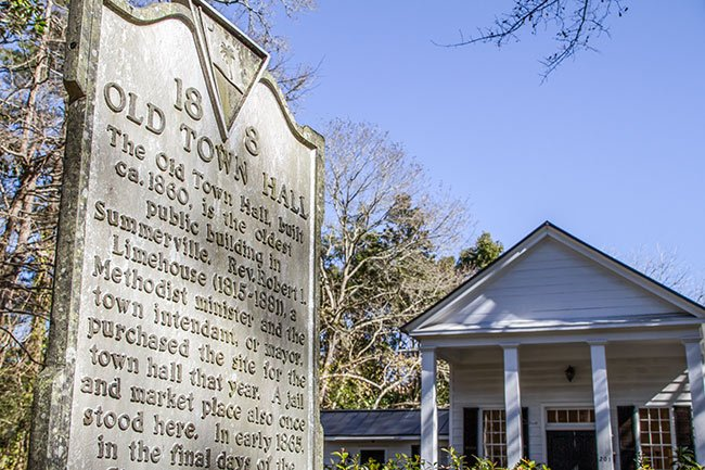 Old Town Hall Summerville