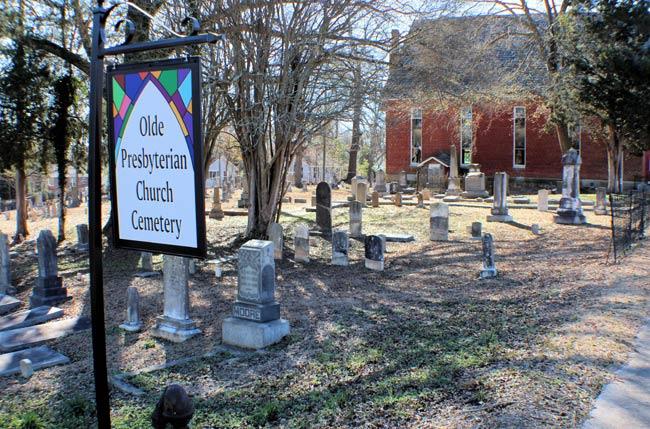 Olde Presbyterian Cemetery