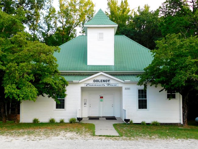 Oolenoy Community House