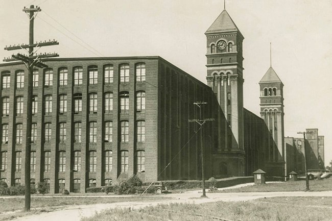Olympia Cotton Mills