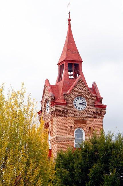 opera House Clock Tower