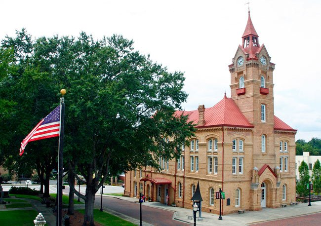 Opera House Newberry County