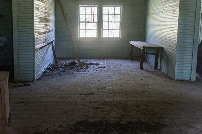 Ora School Interior