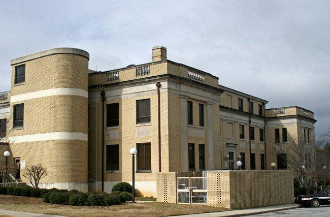 Orangeburg County Courthouse - Orangeburg, South Carolina